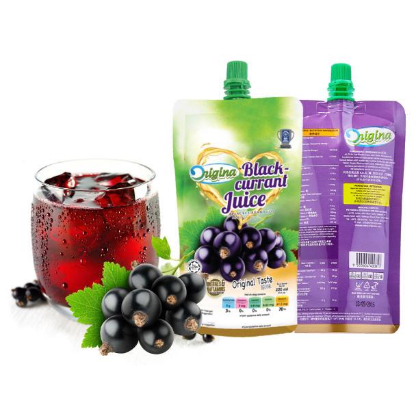 bao bì nước trái cây